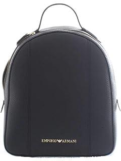 ZipSacs FemmeBlancwhite Backpack Dos Exchange With À Armani Pk80XnONw