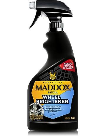 Maddox Detail- Wheel Brightener - Limpiador de Llantas (500ml): Amazon.es: Coche y moto