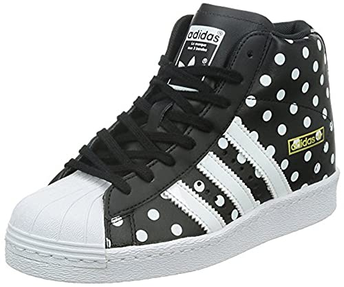low priced 26ab6 b458e ... new zealand adidas superstar up w negro mujer 44 eu 3556f 6d455