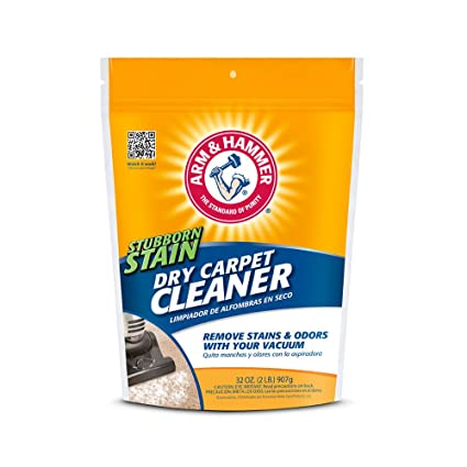 Arm & Hammer Stubborn Stain Dry Carpet Cleaner - 2lb Pouch