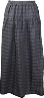 product image for Heidi Merrick Womens Cedar Midi Skirt Black 4
