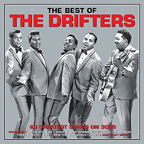 DRIFTERS - Let the Boogie Woogie Roll-  Greatest Hits 1953-1958, Disk 1 - Zortam Music