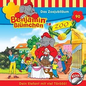 Das Zoojubiläum (Benjamin Blümchen 90) Hörspiel
