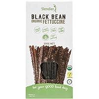 Slendier Organic Black Bean Fettuccine 200 g