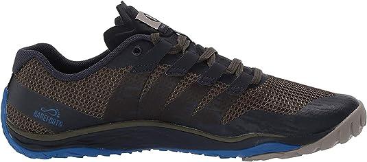 8. Merrell Men's Trail Glove 5 Sneaker