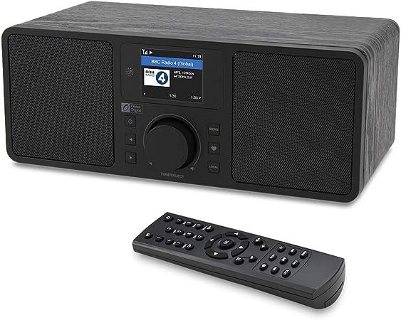 Ocean Digital Wifi Dab Fm Internet Radio Wr230s Bedside Elektronik