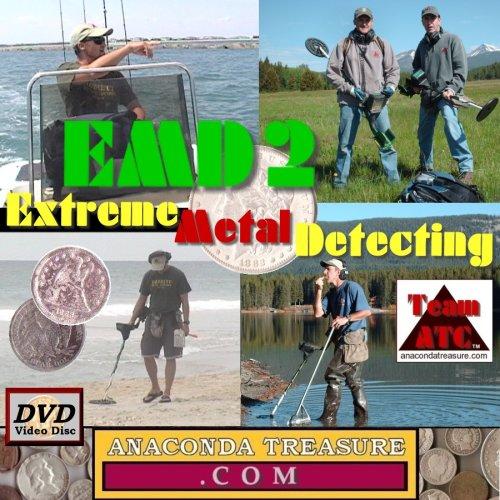 EMD2 Extreme Metal Detecting 2 DVD Video
