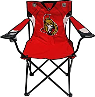 Child Size NHL Team Folding Chair, Ottawa Senators