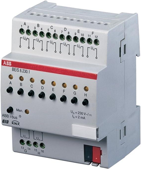 4-fach REG 230V ABB BE//S4.230.1 EIB//KNX Bin/äreingang