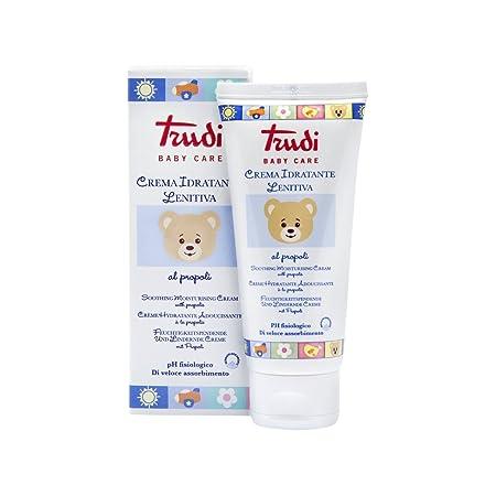 Trudi Baby 00422 Feuchtigkeitspendende und lindernde Creme mit Propoli (100 ml), weiß