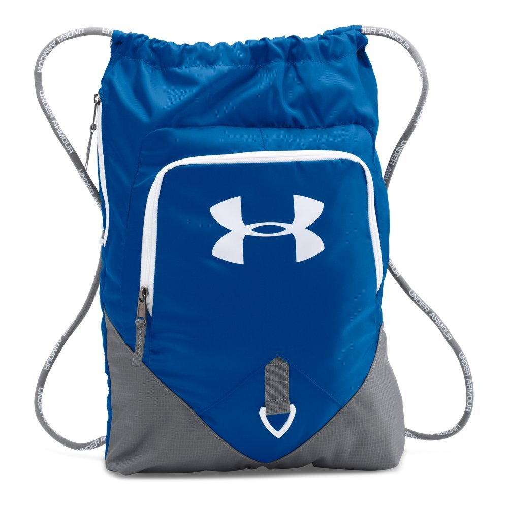 Under Armour Undeniable Sackpack, Royal (400)/White, One Size Fits All by Under Armour