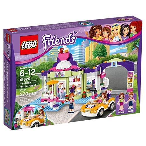 Jual Lego Friends Frozen Yogurt 41320 370 Piece Weshop Indonesia