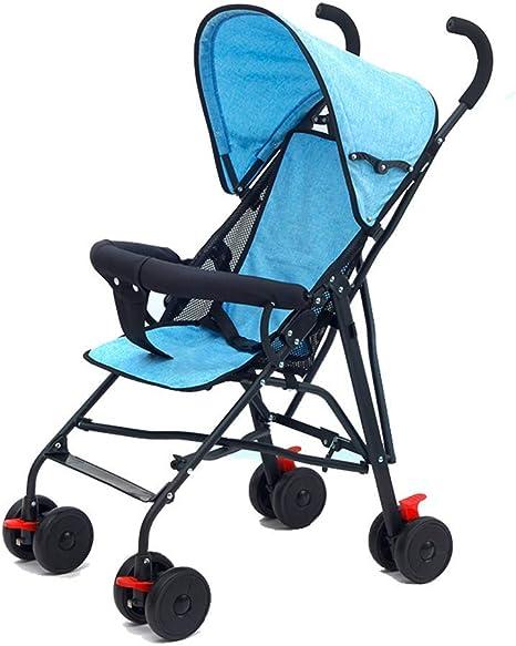 Opinión sobre Passeggino, passeggino compatto, passeggino pieghevole portatile e Alta Vista a ombrello Alta citt & agrave; portatile para niños