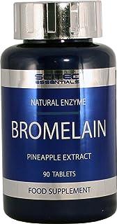Bromelina comprimidos 500mg - VEGANO - Altamente dosificado ...