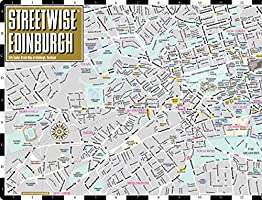 Streetwise Edinburgh Map - Laminated City Center Street Map of ...