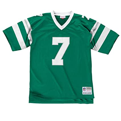 06b895e1a15 Amazon.com : Mitchell & Ness Ron Jaworski Philadelphia Eagles Green ...