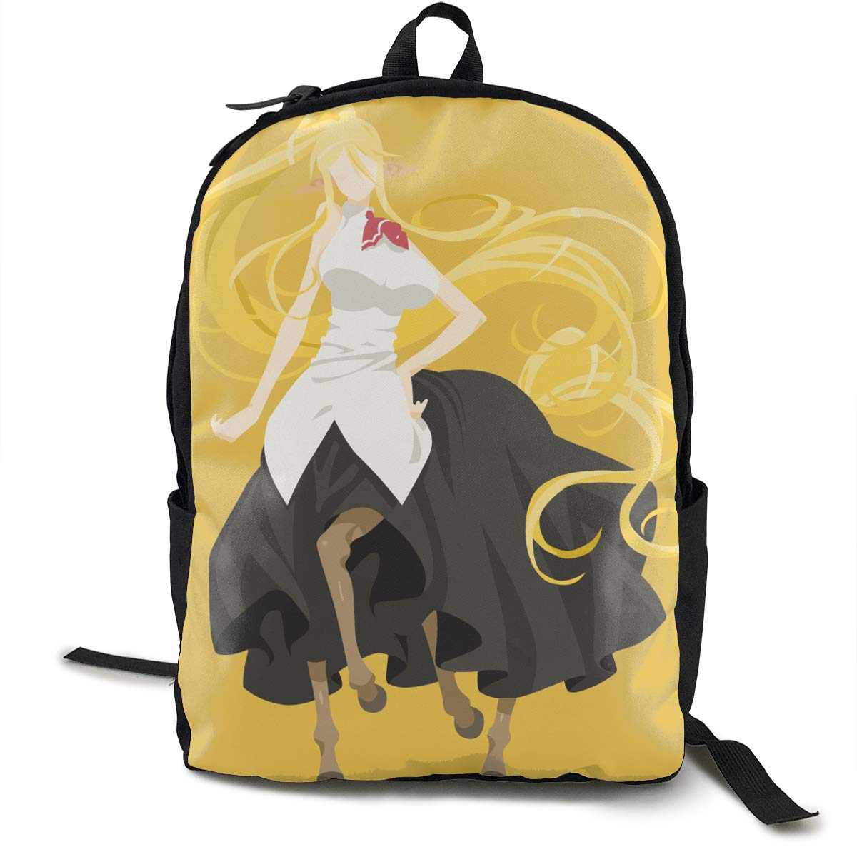 reputable site bdec9 04e42 Sacs à dos loisir MGTXL Sac à Dos Personnalisable Horse Girl Stylish School