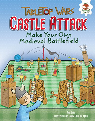 Make Your Own Medieval Battlefield (Tabletop Wars) by Hungry Tomato