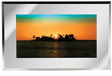 nature spirit pictures animated wall art moving picture frame sunset in the islands - Moving Picture Frame