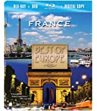 Best of Europe: France Combo Pack [Blu-ray]
