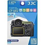 JJC LCP-645Z 2KITS Pro LCD Guard Screen Display Protector PET Film For Pentax 645Z Camera