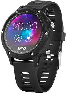 HUIGE Smartwatch De Pantalla OLED De 1,3 Pulgadas, Compatible con ...