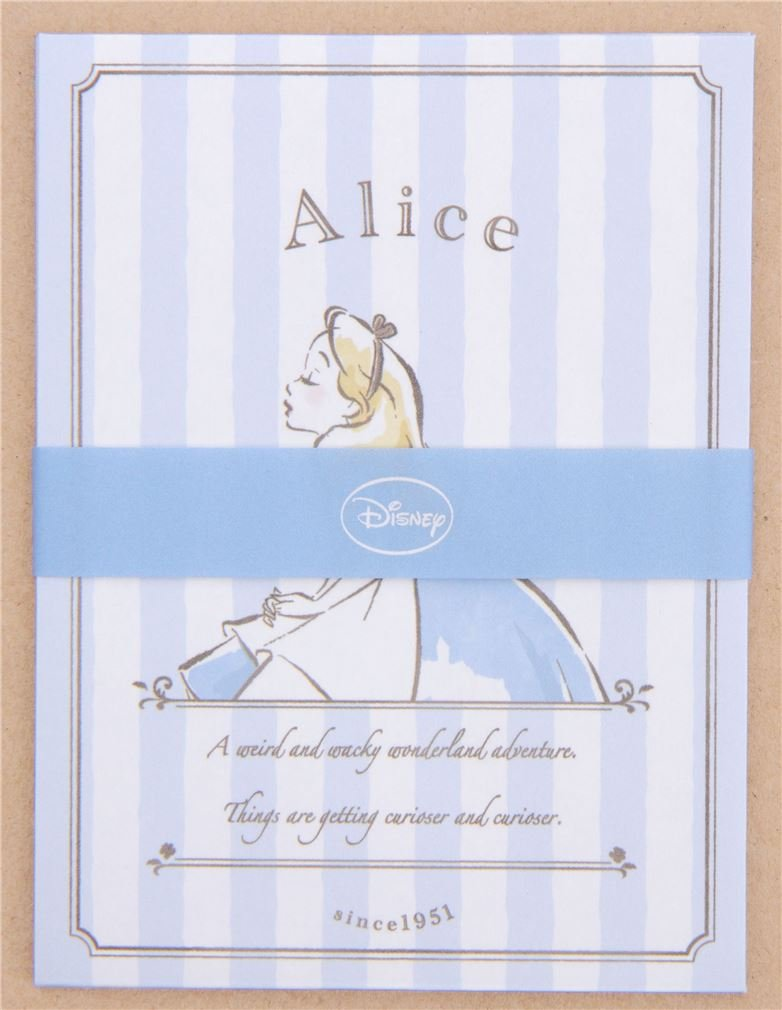 Kawaii Kleines Briefpapier mit Disney Figuren