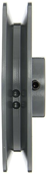 BK Type 5//8 Bore Gates BK55 Light Duty Spoke Sheaves 1 Groove 5.25 OD