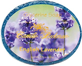 product image for Camille Beckman Glycerine Bar Soap, English Lavender, 3.5 oz