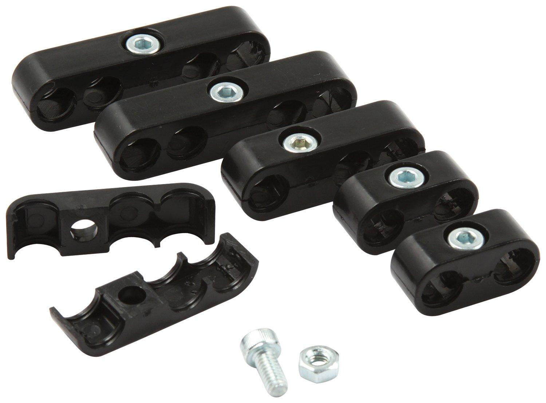 Amazon.com: Allstar ALL81345 Spark Plug Black Plastic Wire Separator ...