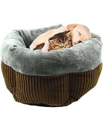 Bloomma Arena para Gatos , Nido de Mascotas, Colchones para Futones -Mascota Otoño E