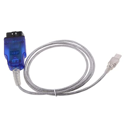 Phenovo Car Diagnostic Tool Cable OBD2 USB Interface for VW Golf