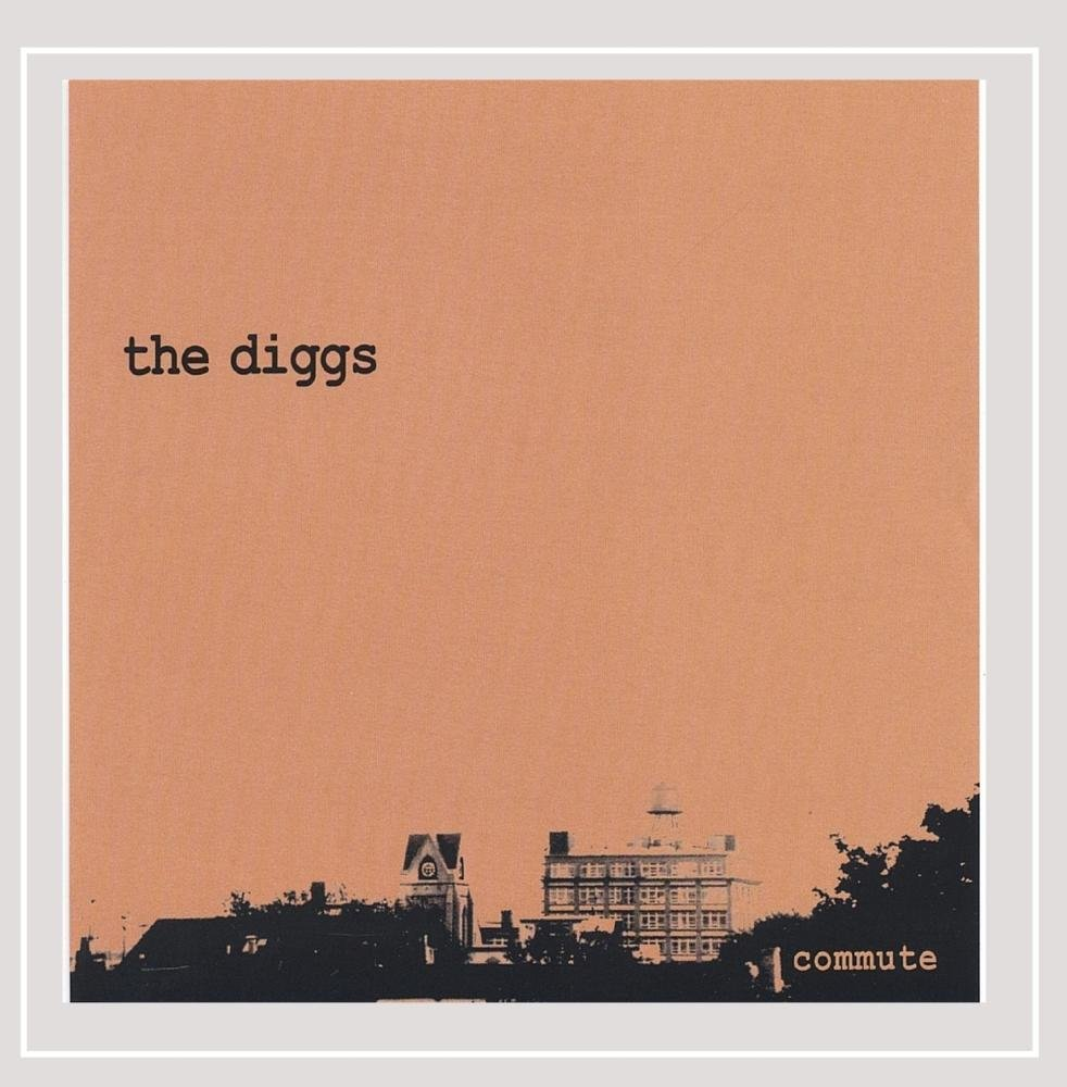 The Diggs - Commute (CD)