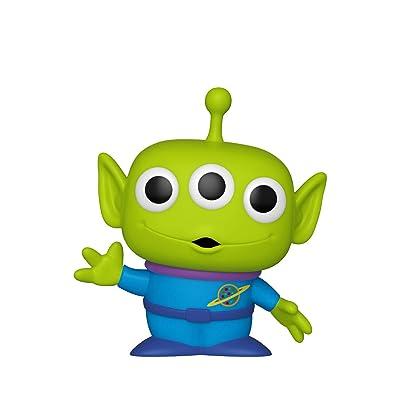 Funko Pop! Disney: Toy Story 4 - Alien, Multicolor: Toys & Games