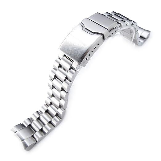 2 opinioni per Seiko- Cinturino con frese per orologio Sumo SBDC001 SBDC003 SBDC031 SBDC033,