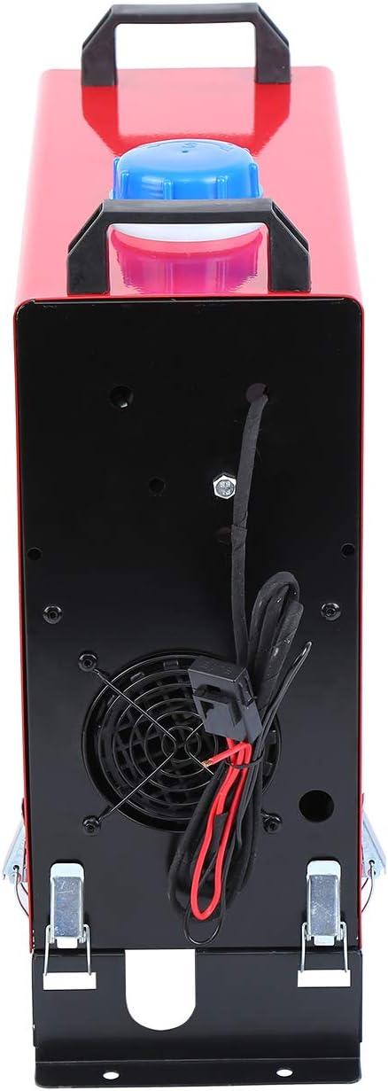 Honhill 12V 5kw Diesel Luftheizung Standheizung Integration in einem Ger/ät mit LCD-Bildschirm Heizung und Fernbedienung