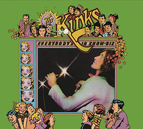the Kinks: Everybody's in Show-Biz (Legacy Edition) (Audio CD)