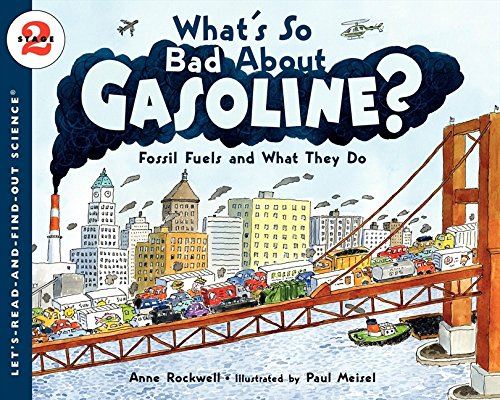 What's So Bad About Gasoline?: Fossil Fuels and What They Do (Let's