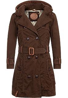 Jacket Women Naketano Knastrologin IV Jacket: Amazon.co.uk