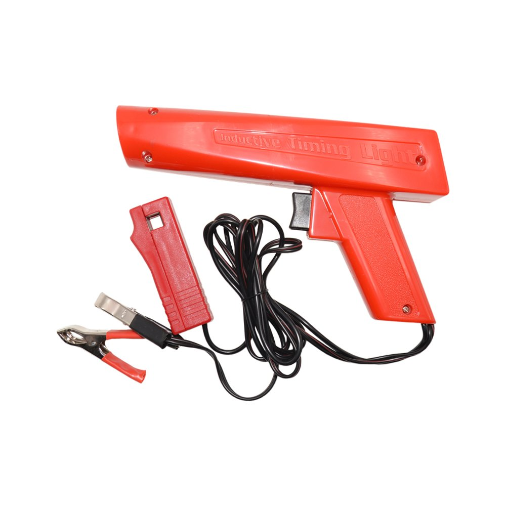 Walmeck Professional Inductive Ignition Timing Light Machine Car Motorcycle Ship Repair Engine Automobile Detection by Walmeck (Image #1)