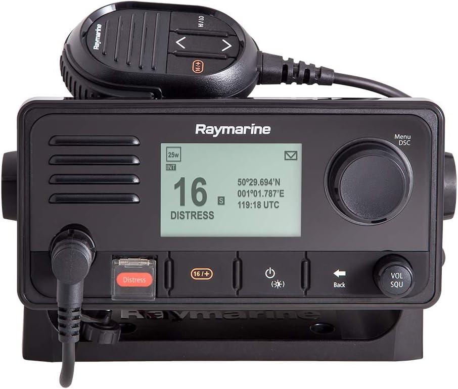 Raymarine E70516, Ray63 Marine VHF Radio