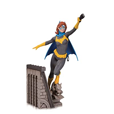 DC Collectibles Bat Family: Batgirl Multi-Part Statue, Multicolor: Toys & Games