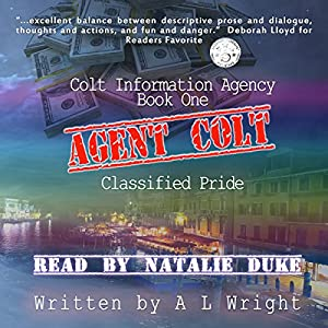 Agent Colt: Classified Pride Audiobook