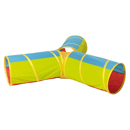 Pop-up 3 Way Play Tunnel