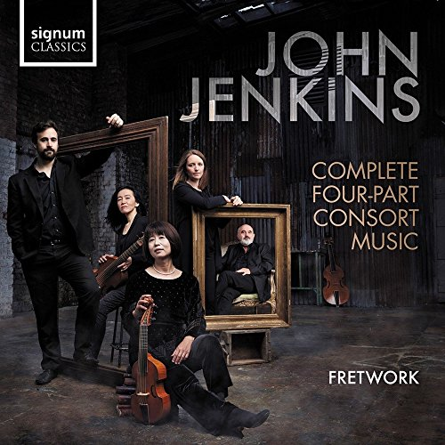 Jenkins: Complete Four-Part Consort Music - Complete Part