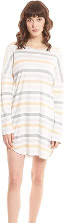 Rösch Smart Casual 1203523-11874 Women's Ringlet Multicolor Nightdress