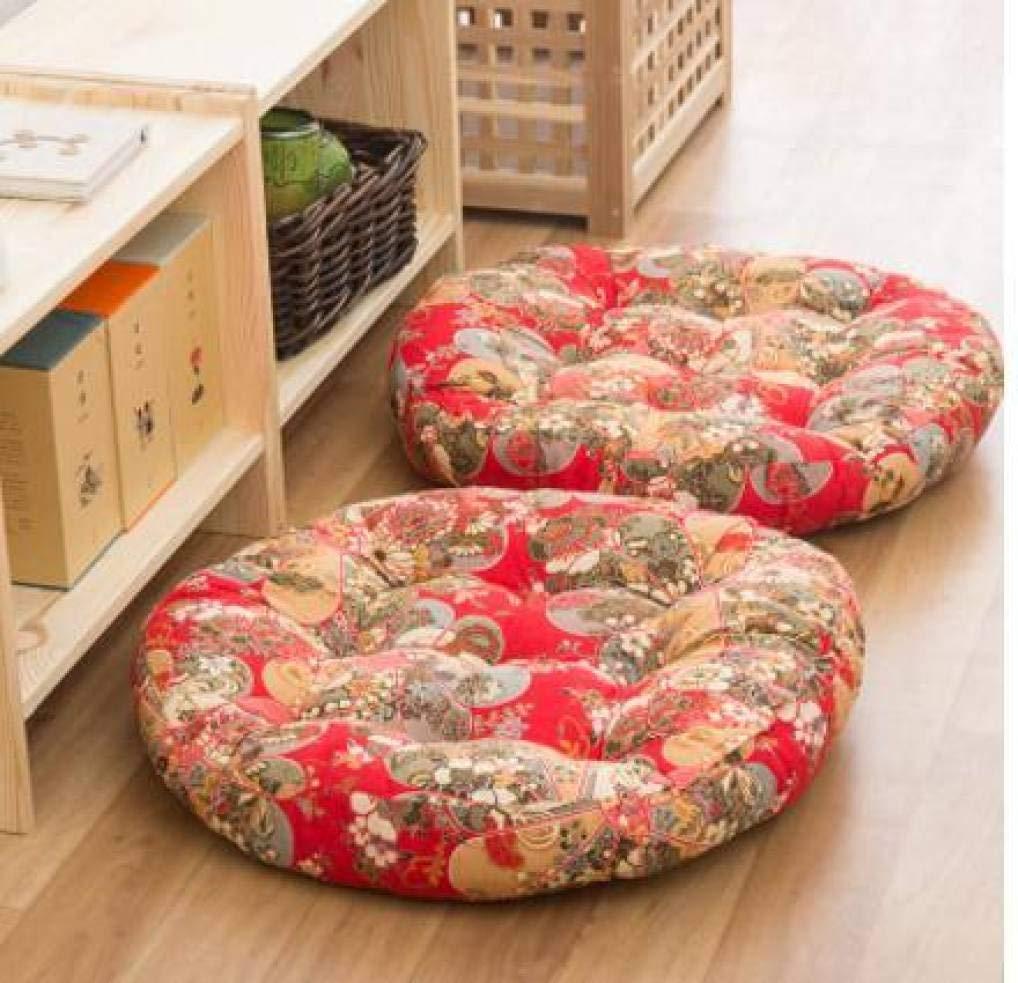 Cojín Redondo para Silla Gruesa, Suave y cómodo, cojín para sofá ...