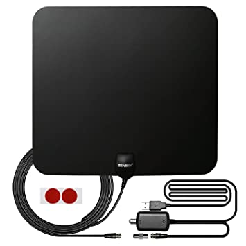 Review HDTV Indoor Antenna -
