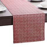 Holiday Shimmer 120-Inch Table Runner in Multi