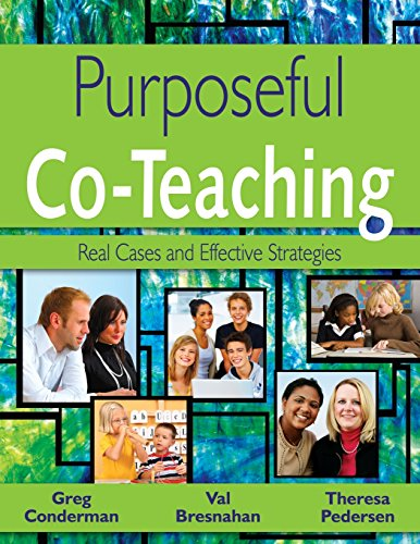 Purposeful Co-Teaching: Real Cases And Effective Strategies